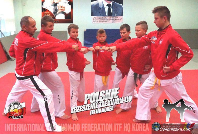 Strzegom: Strzegomianie na mistrzostwach świata w Taekwon–do