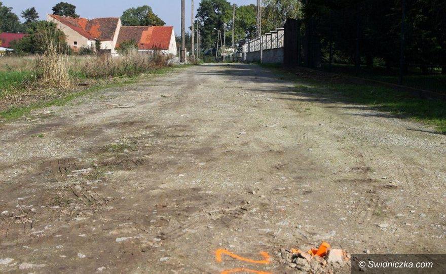 Roztoka: Trwa remont drogi w Roztoce