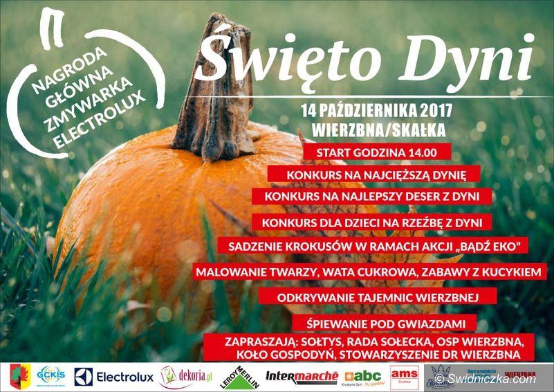 Wierzbna: Smaki i kolory jesieni na święcie dyni w Wierzbnej
