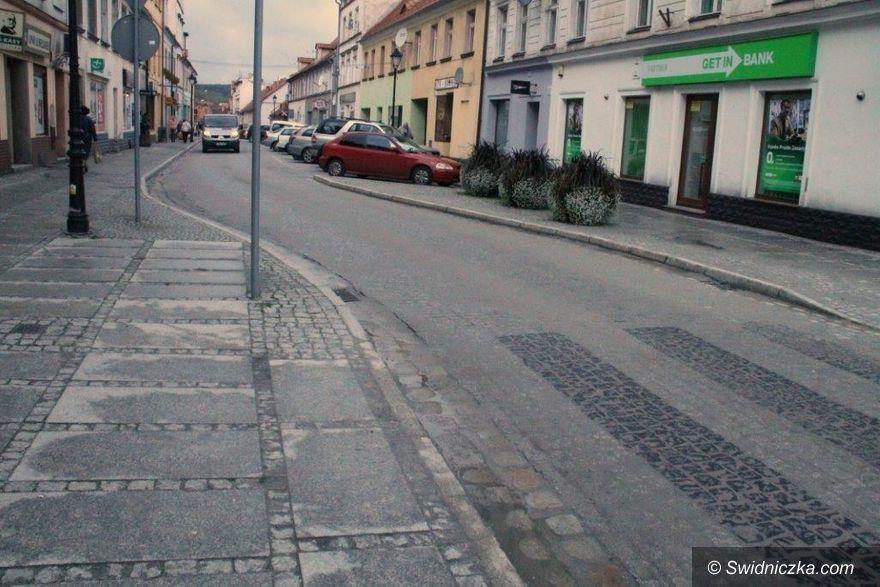 Świebodzice: Sienkiewicza w Świebodzicach już przejezdna