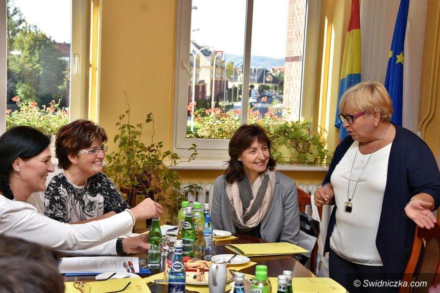 Witoszów Dolny: Polsko–czeska przyjaźń