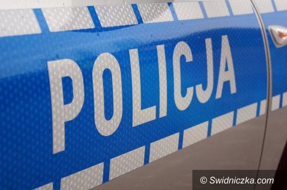 Świebodzice: Policja szuka świadków wypadku