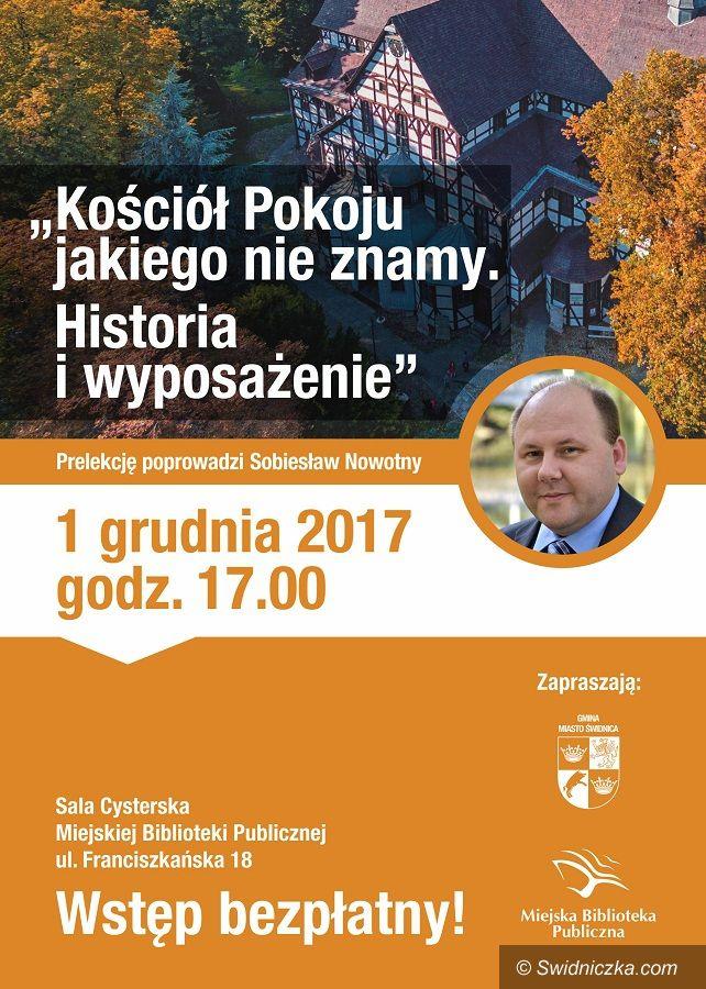"""Świdnica: Ruszają """"Świdnickie spotkania z turystyką, historią i kulturą"""""""