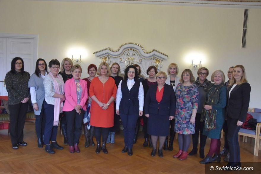 Gmina Świdnica: Samorządowe Forum Kobiet w Gminie Świdnica