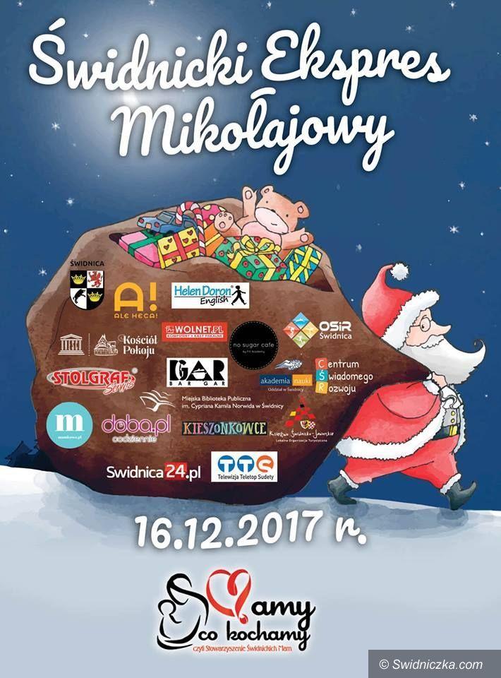 Świdnica: Świdnicki Ekspres Mikołajowy startuje w sobotę