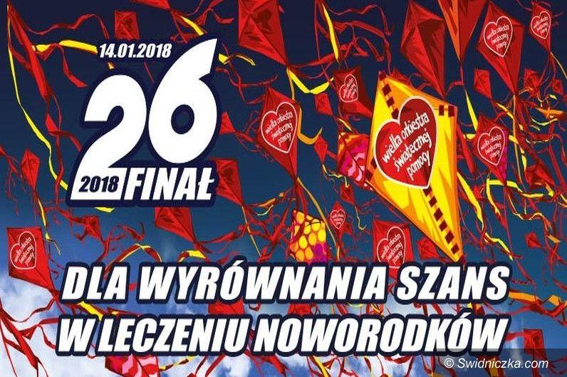 Gmina Dobromierz: 26. Finał WOŚP w gminie Dobromierz