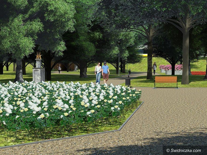 Świdnica: Rozpoczyna się rewitalizacja Parku Sikorskiego