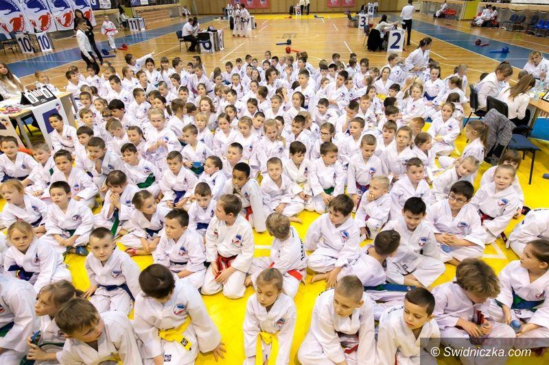 Strzegom: Worek medali dla klubu Taekwon–do Taipan Strzegom