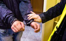 powiat świdnicki: Tymczasowy areszt dla podejrzanego o czynną napaść na policjantów oraz paserstwo