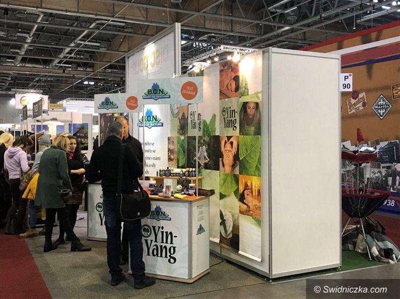powiat świdnicki: Międzynarodowe Targi Turystyki Regionalnej – REGIONTOUR w Brnie