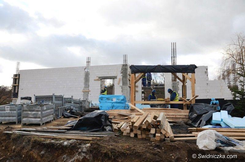 Strzegom: Nowoczesne przedszkole w budowie