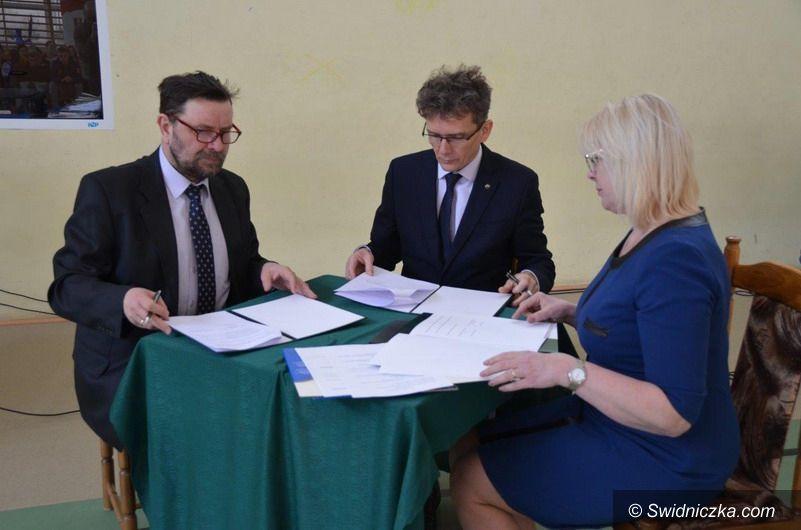 Świdnica: Porozumienie z wrocławską AWF