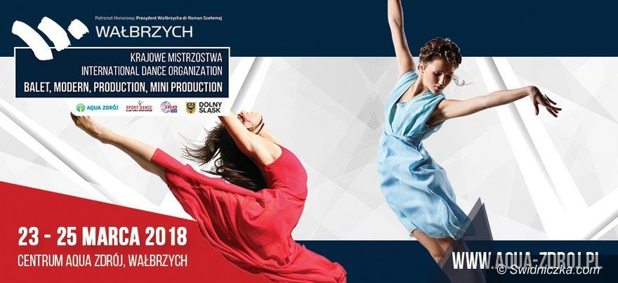 Wałbrzych: Najlepsi tancerze zawitają do Wałbrzycha
