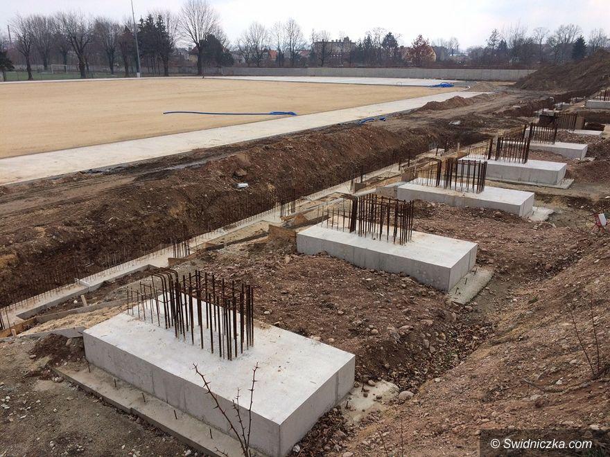 Świdnica: Znamy wykonawcę przebudowy stadionu