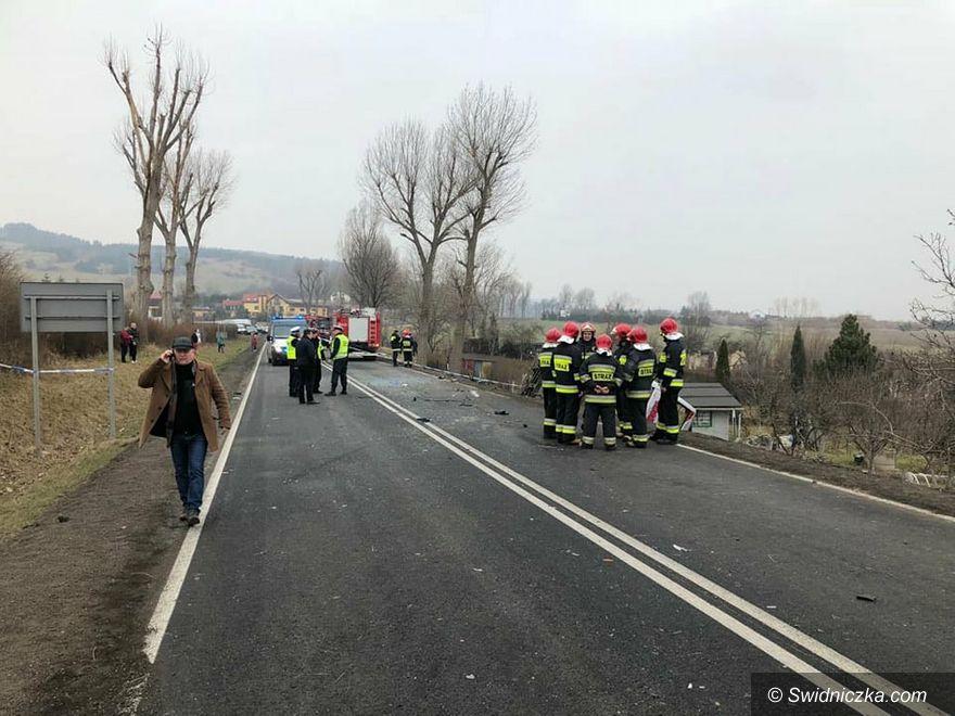 Świebodzice: Pomoc dla poszkodowanych w wypadku