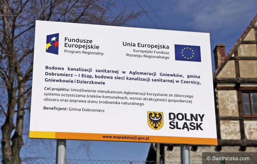 Czernica: Ruszyła budowa kanalizacji