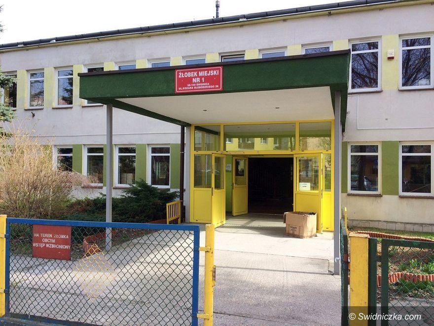 Świdnica: Budynek zastępczy gotowy do przyjęcia dzieci ze Żłobka nr 1