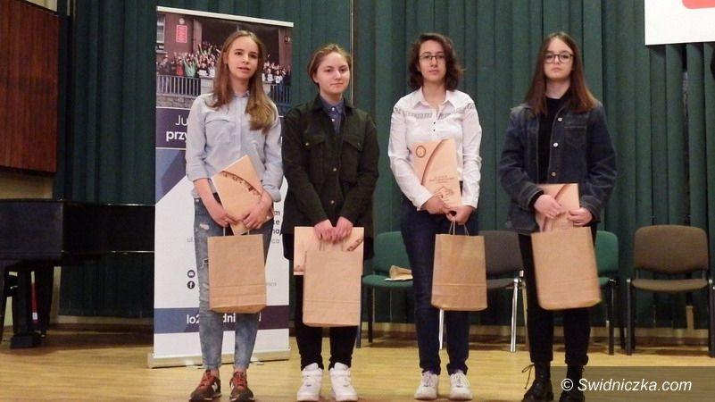 Świdnica: Powiatowy Konkurs Języka Angielskiego