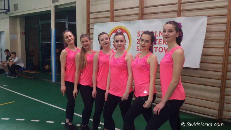 Świdnica: Dziewczyny wytańczyły medale