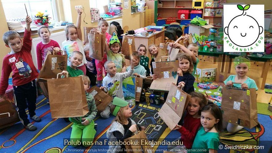 Świebodzice: Warsztaty ekologiczne w przedszkolach