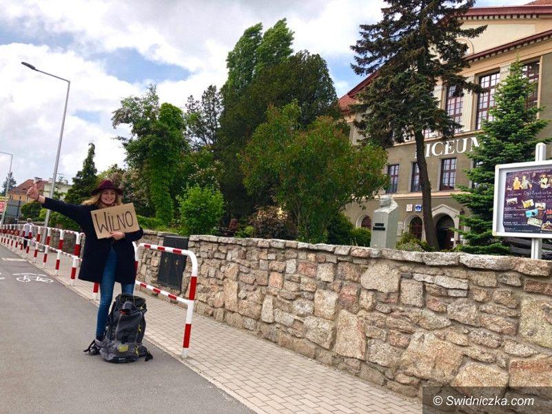 Strzegom: Strzegomska licealistka wyrecytowała wyjazd do Wilna