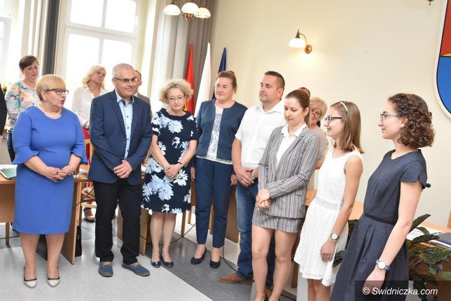 Gmina Świdnica: Wszchestronnie utalentowane