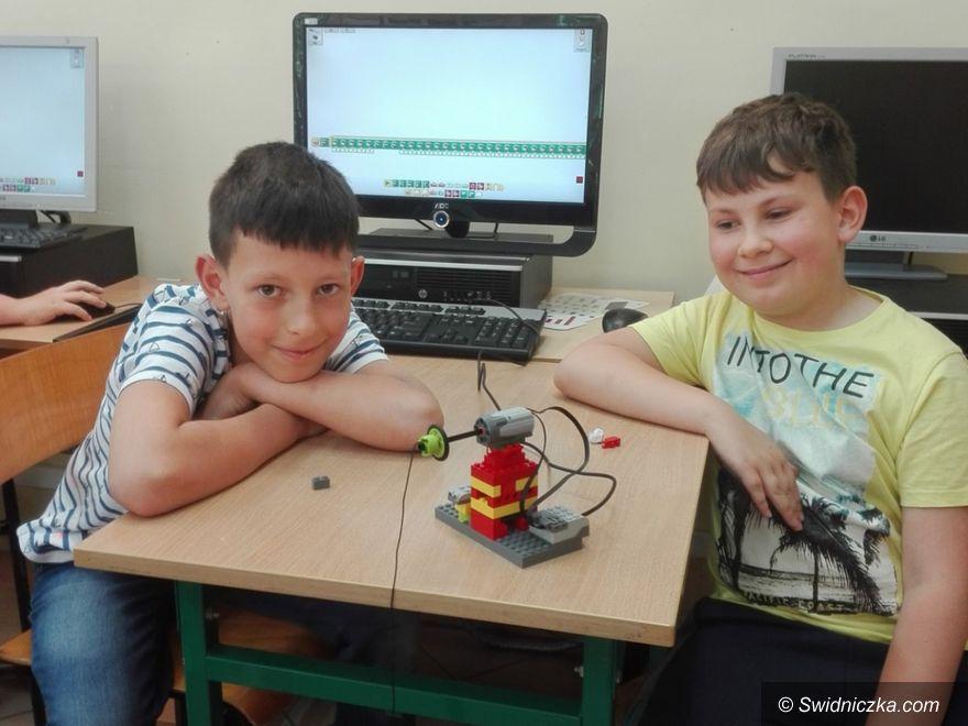 Gmina Marcinowice: Uczą się programowania