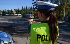 powiat świdnicki: Kolejny nietrzeźwy kierowca zatrzymany