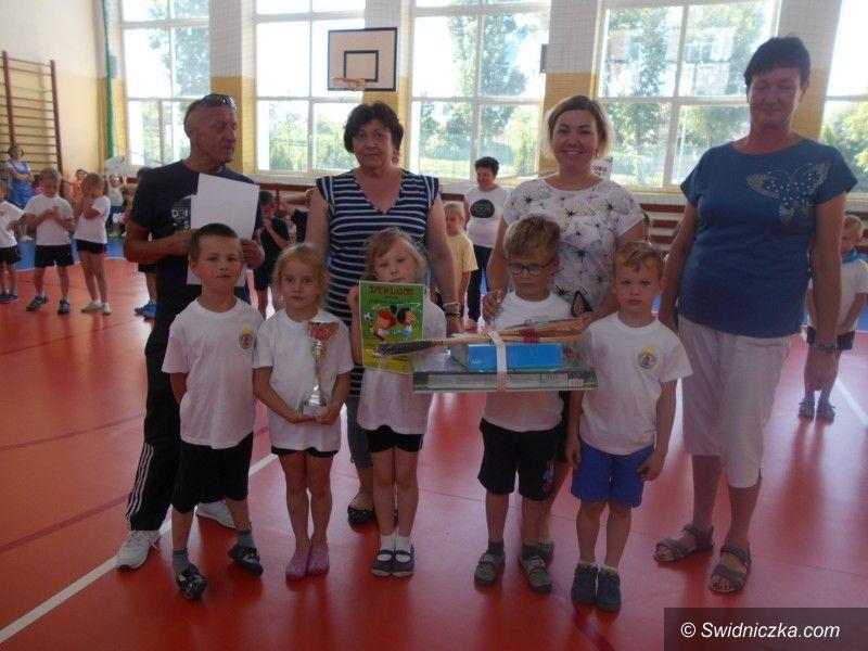 Pszenno: Sportowa rywalizacja przedszkolaków
