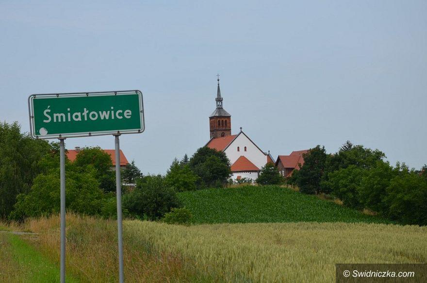 Śmiałowice: Darowizna gruntu pod cmentarz w Śmiałowicach