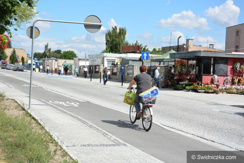 Strzegom: W tym roku projekt na skomunikowanie ścieżek rowerowych
