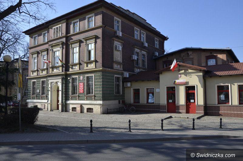 Żarów: System Informacji Przestrzennej w gminie Żarów
