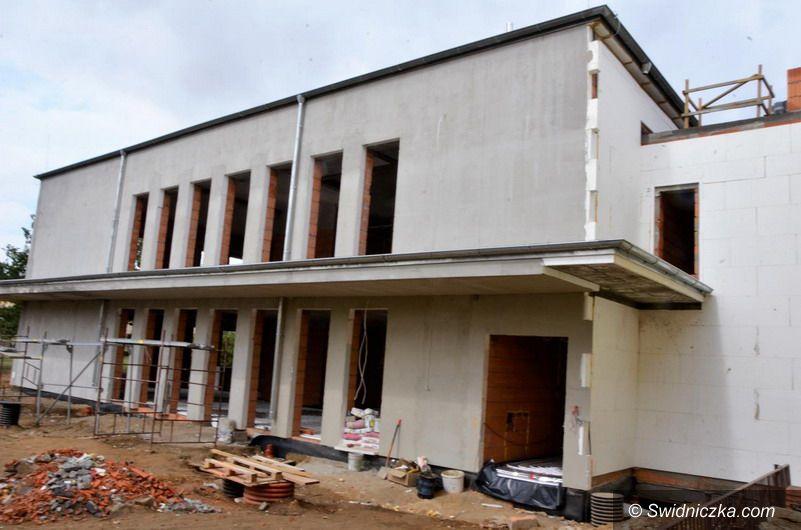 Żarów: Trwają prace przy budowie nowego żłobka