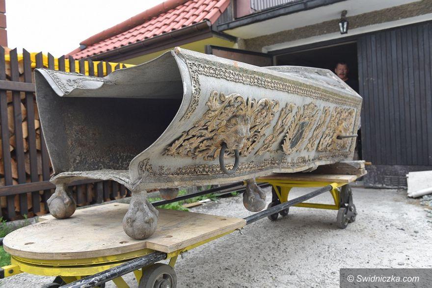 Świebodzice: Sarkofag się odnawia