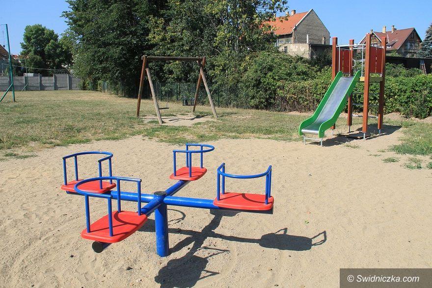 Świebodzice: Będzie nowy plac zabaw