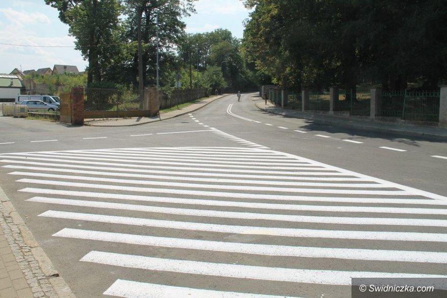 Świebodzice: Nowa organizacja ruchu na Browarowej/Mickiewicza w Świebodzicach