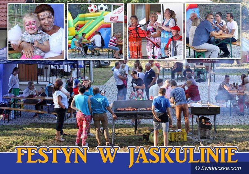 Jaskulin: Festyn w Jaskulinie za nami