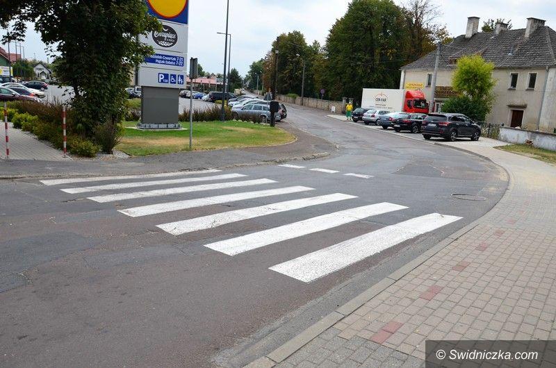 Strzegom: Budowa ulicy Olszowej zakończona