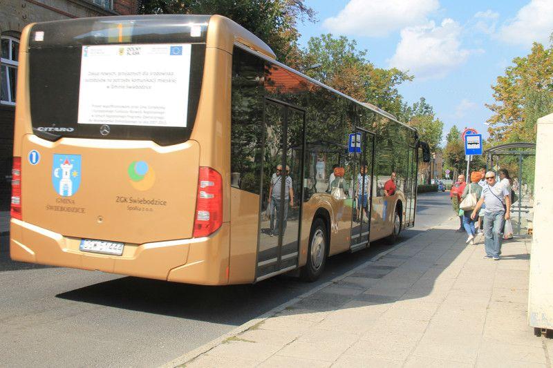 Świdnica: Zgłoś pomysł do nowych tras autobusów