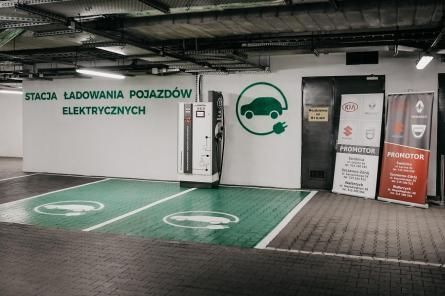 REGION:  W wałbrzyskiej Galerii Victoria naładujesz auto elektryczne