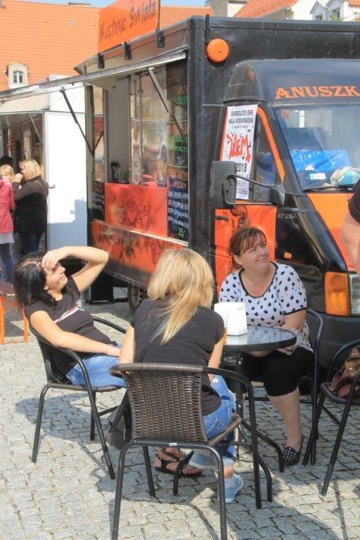 Świebodzice: Food Trucki opanowały Świebodzice