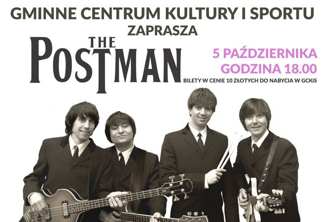 Żarów: Koncert The Postman już wkrótce