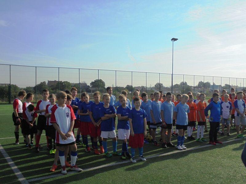 Stanowice: VI Gminny Turniej Piłki Nożnej Szkół Podstawowych w Stanowicach