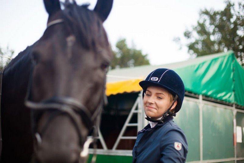 Strzegom: Sukcesy jeździeckie uczennicy strzegomskiego LO