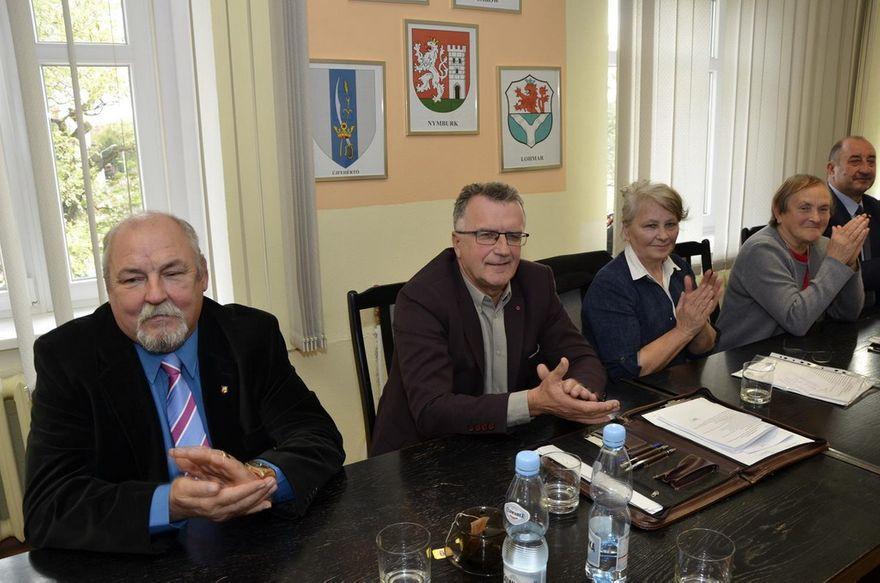 Żarów: Radni z Żarowa podsumowali kadencję