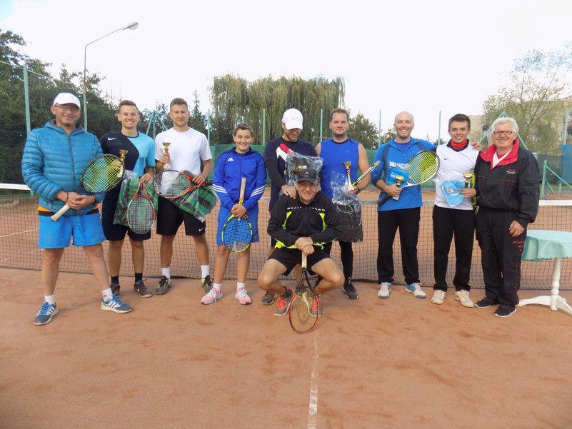 Żarów: Poznaliśmy najlepszych tenisistów