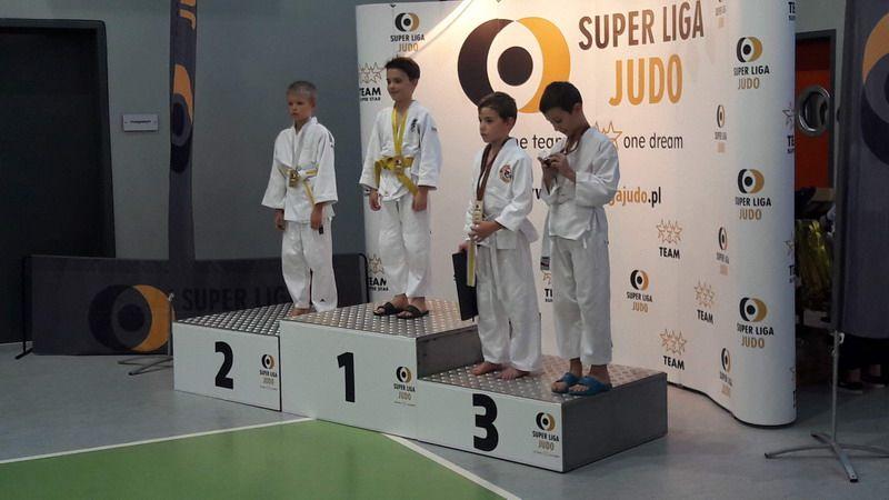 Strzegom: Super liga judo