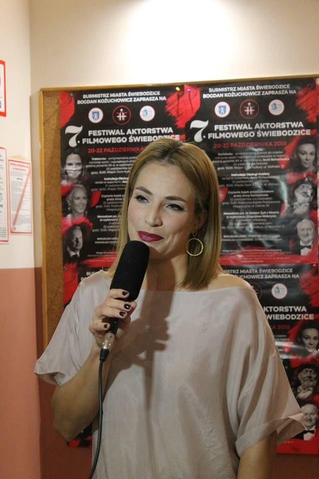 Świebodzice: Festiwal Aktorstwa Filmowego z gwiazdami