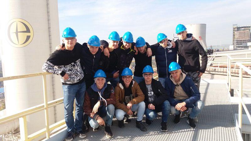 Świdnica: Wycieczka do elektrowni