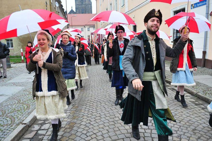 Świdnica: Świdnicki Korowód Niepodległości